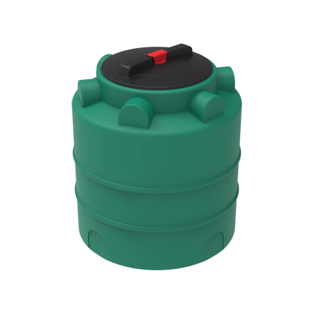 Емкость для воды и топлива 100л 980х380мм H=320мм