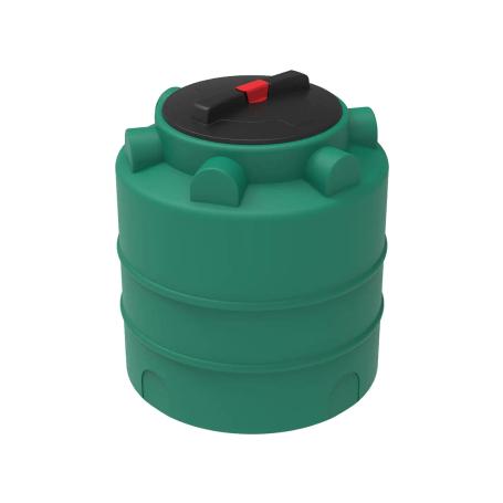 Топливный бак 500 л для дизельного топлива горизонтальный (код Т500ГК3)